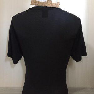 เสื้อ 3d emblem เสื้อวินเทจ ผ้าบาง หัวลากสิงโต KING OF THE ROAD