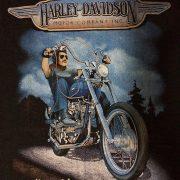 เสื้อ 3d emblem เสื้อฮาเลย์ เดวิดสัน มอเตอร์ คัมพะนิ MOTER COMPANY