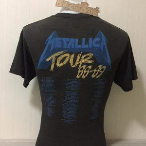 เสื้อวง Metallica ทัวร์คอนเสิร์ต