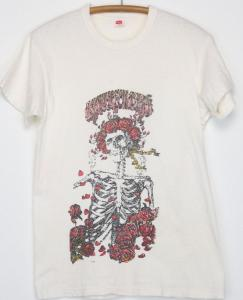 Grateful Dead Shirt Vintage tshirt 1970s